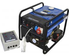 Бензиновый генератор TSS SGG 6000 E3A с АВР