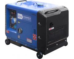 Дизельный генератор TSS SDG 6000 ES 1R