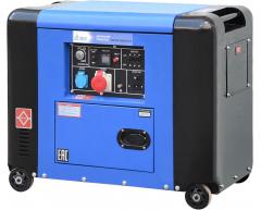 Дизельный генератор TSS SDG 6000 ES3 2R