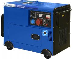 Дизельный генератор TSS SDGN 7000 EHS3