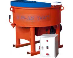 Бетономешалка электрическая Zitrek RN СБ 200 Скат