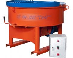 Бетономешалка электрическая Zitrek RN СБ 300 Скат
