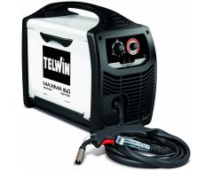 Инверторный сварочный полуавтомат Telwin Maxima 160 Synergic