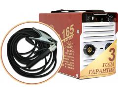 Сварочный инвертор Торус 165 + провода