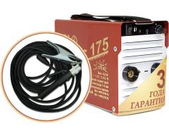Сварочный инвертор Торус 175 + провода