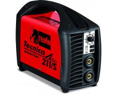 Сварочный инвертор Telwin Tecnica 211/S ACX Plastic C.Case