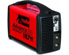 Сварочный инвертор Telwin Advance 187 MV/PFC+ACX