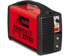 Аргонодуговой сварочный инвертор Telwin Advance 227 MV/PFC TIG DC-LIFT VRD TIG