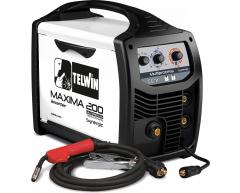 Инверторный сварочный полуавтомат Telwin Maxima 200 Synergic