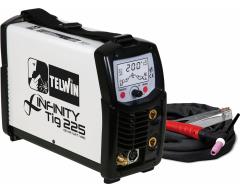 Аргонодуговой сварочный инвертор Telwin Infinity TIG 225 DC-HF/LIFT VRD