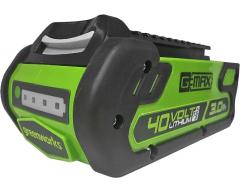 Аккумулятор Greenworks G 40 B3