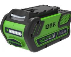 Аккумулятор Greenworks G 40 B6