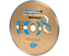 Диск алмазный по мрамору Montolit CX 250