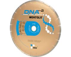 Диск алмазный по керамограниту Montolit SCX 350