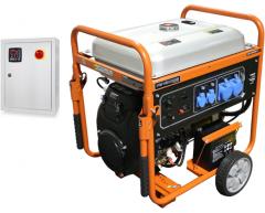 Бензиновый генератор Zongshen PB 15000 E с АВР