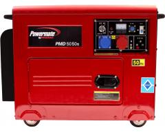 Дизельный генератор Pramac PMD 5050 s