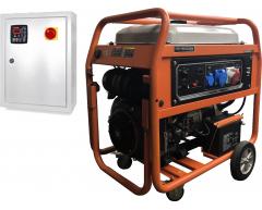 Бензиновый генератор Zongshen PB 18003 E с АВР