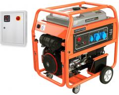 Бензиновый генератор Zongshen PB 22003 E с АВР