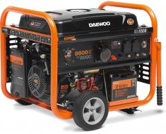 Бензиновый генератор Daewoo GDA 9500 E