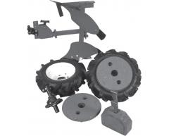 Комплект для вспашки с поворотным плугом Caiman Q-JUNIOR