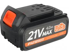 Аккумулятор Patriot BR 21 V (Max) Li-Ion 4.0 Ah PRO UES