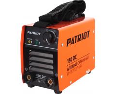 Сварочный инвертор Patriot 150 DC MMA