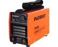 Сварочный инвертор Patriot 170 DC MMA