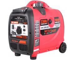 Инверторный бензиновый генератор Mitsui Power ECO ZM 2300 iM