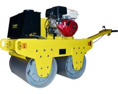 Виброкаток бензиновый Vektor VRDR 600