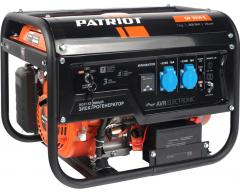 Бензиновый генератор Patriot GP 3510 E