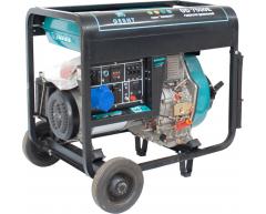 Дизельный генератор Gesht GD 7500 E