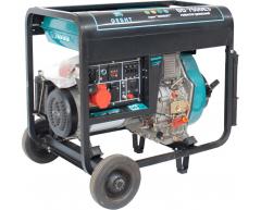Дизельный генератор Gesht GD 7500 E3