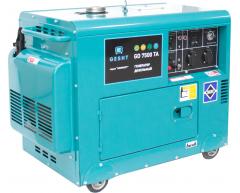 Дизельный генератор Gesht GD 7500 TA