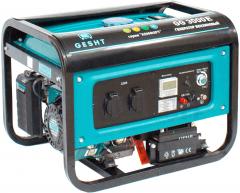 Бензиновый генератор Gesht GG 3000 E
