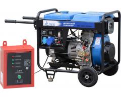 Дизельный генератор TSS SDG 7000 EHA с АВР