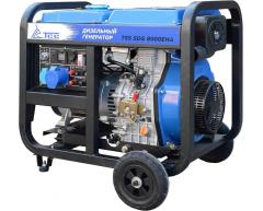 Дизельный генератор TSS SDG 8000 EHA