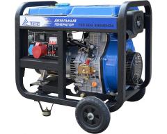 Дизельный генератор TSS SDG 8000 EH3A