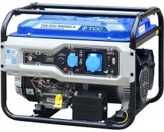 Бензиновый генератор TSS SGG 9000 ELA