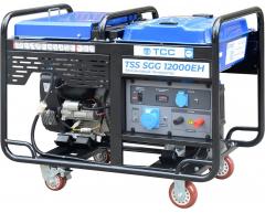 Бензиновый генератор TSS SGG 12000 EH