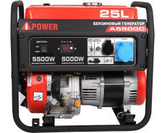 Бензиновый генератор A-iPower A 5500 C
