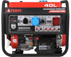 Бензиновый генератор A-iPower A 8500 TFE