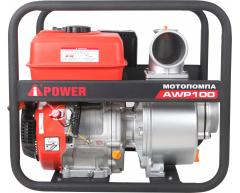 Мотопомпа бензиновая A-iPower AWP 100