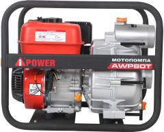 Мотопомпа бензиновая A-iPower AWP 80 Т