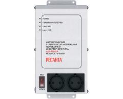 Стабилизатор напряжения электронный инверторный Ресанта АСН 600/1-И