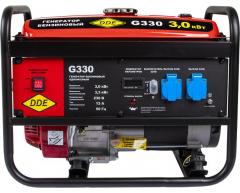Бензиновый генератор DDE G 330