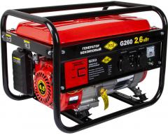 Бензиновый генератор DDE G 260