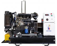 Дизельный генератор Исток АД12С-О230-РМ15