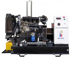 Дизельный генератор Исток АД12С-Т400-РМ15