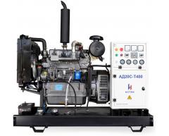 Дизельный генератор Исток АД30С-Т400-РМ15