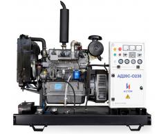 Дизельный генератор Исток АД25С-О230-РМ25